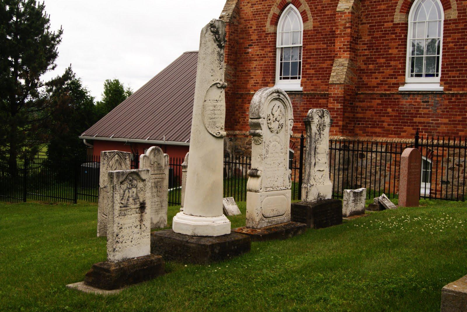 Melville Church Cemetery, Markham