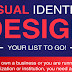 "Branding Objectives: The ""Why"" of Visual Identity Design #infographic"