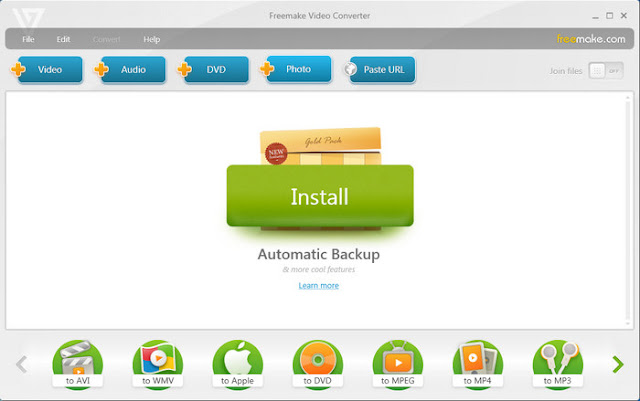 Freemake Video Converter Gold 4.1.9.9 With Serial Key