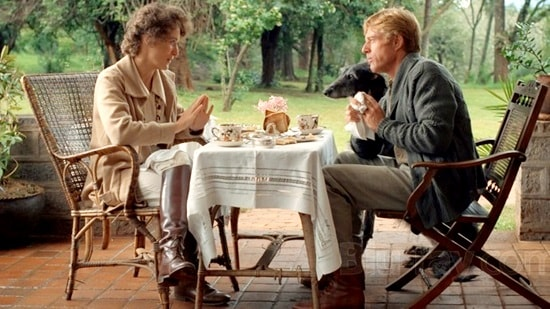 Meryl Streep- Robert Redford- La mia Africa 1985