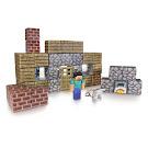 Minecraft Shelter Pack Papercraft Figure