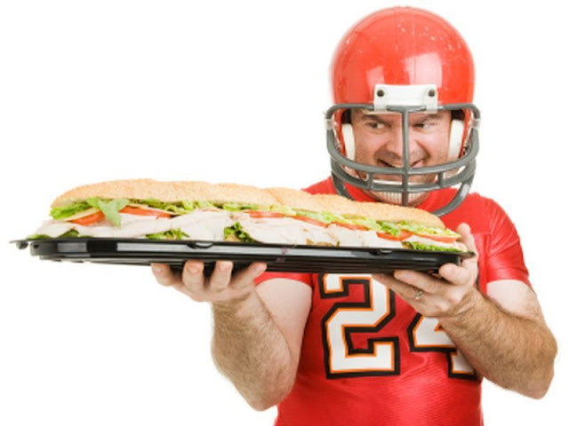Hey, Super Bowl Fans: Don't Choke on Game Day
