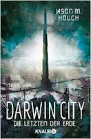 Darwin City von Jason M. Hough