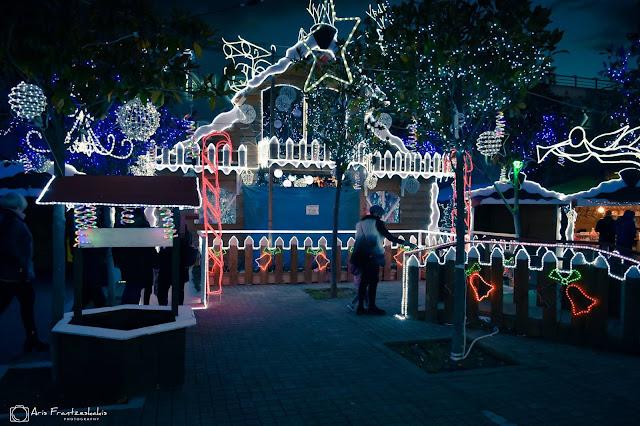 Το Σάββατο η φωταγώγησης του Χριστουγεννιάτικου δένδρου στην Τούμπα