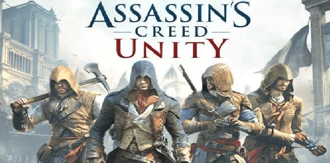 تحميل لعبة Assassin's Creed Unity مضغوطة بحجم صغير للكمبيوتر مجانا