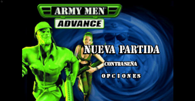 Army Men Advance - Español - Captura 2