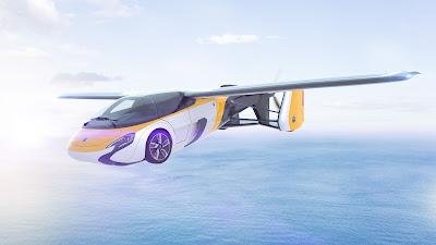 AeroMobil (Mobil Terbang)