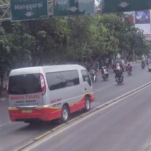 Alamat, Nomor Kontak, dan Rute Baraya Travel Jakarta ke Bandung