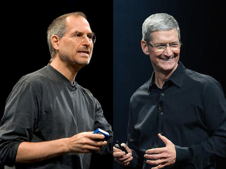 The iPhone decade: Apple's transition from Steve Jobs to Tim Cook