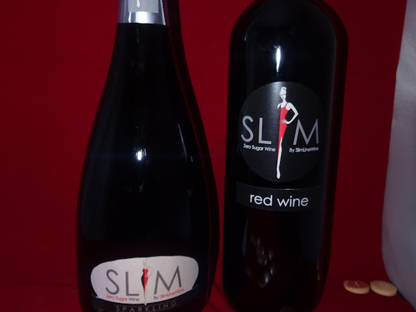 Wait what? healthy wine? Slimwine