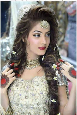 Stylish-indian-bridal-hairstyles-that-looks-perfect-for-wedding-10