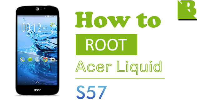 How To Root Acer Liquid Jade Z (S57) And Install Custom Recovery