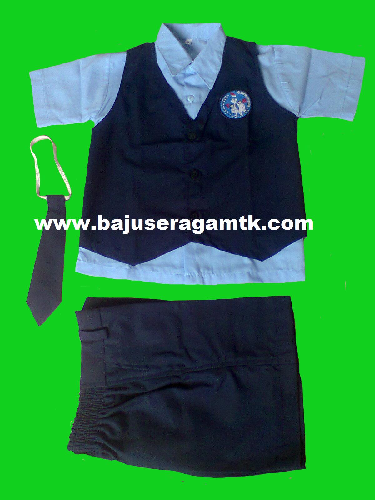 baju seragam paud nasional
