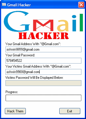 Hack Gmail Acount Password Software Full Free Download - NullMania