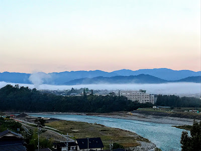 【西へ吉方位旅行】金局三合2週目 龍神そのもの?天竜川