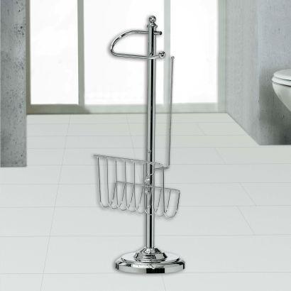 d rouleur de papier toilette avec porte revues aldi avis sur les produits. Black Bedroom Furniture Sets. Home Design Ideas