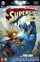 Os Novos 52! Supergirl #11
