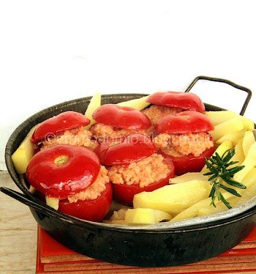 pomodori col riso alla romana