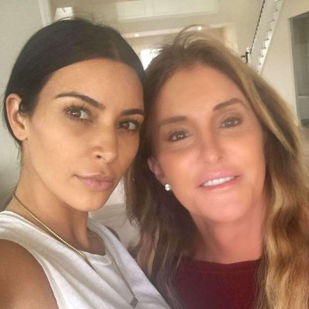 Kim Kardashian Threatens Caitlyn Jenner over Her New Memoir: 'Talk Bad About My Mom, I Come For You'