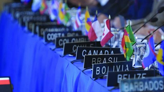 AMÉRICA: Consejo Permanente de OEA convocó sesión extraordinaria para este martes.