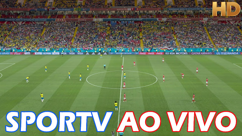 Assistir TV SporTV Ao Vivo HD