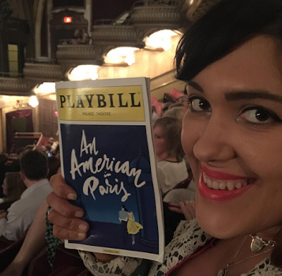 An American in Paris comédie musicale Broadway