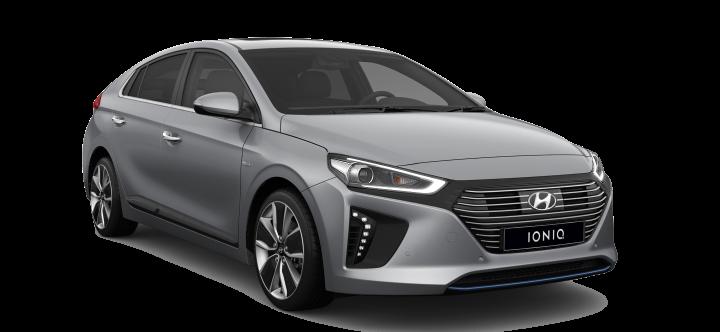 Hyundai Ioniq Hybrid 2017 Couleurs Colors