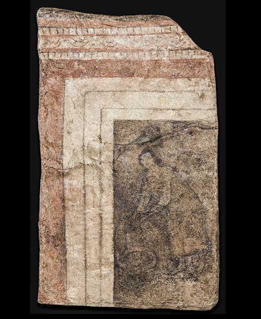 Is this the oldest surviving image of the Virgin Mary?
