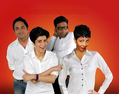 The Ghanta Award, Standup Comedy Act at Phoenix Marketcity