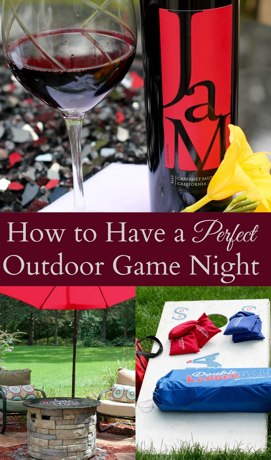 tips to have perfect outdoor game night