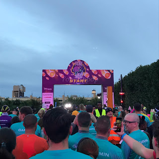 Disneyland Paris Magic Run 2018 depart 10K