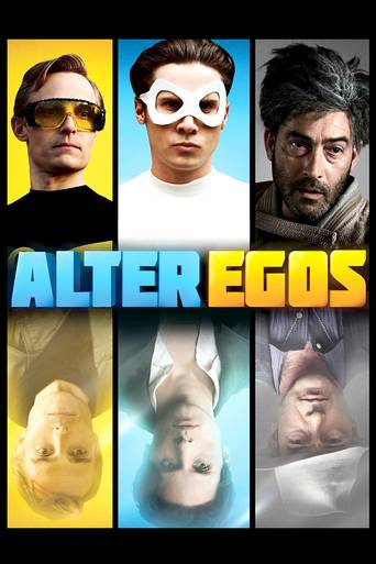 Alter Egos (2012) ταινιες online seires oipeirates greek subs