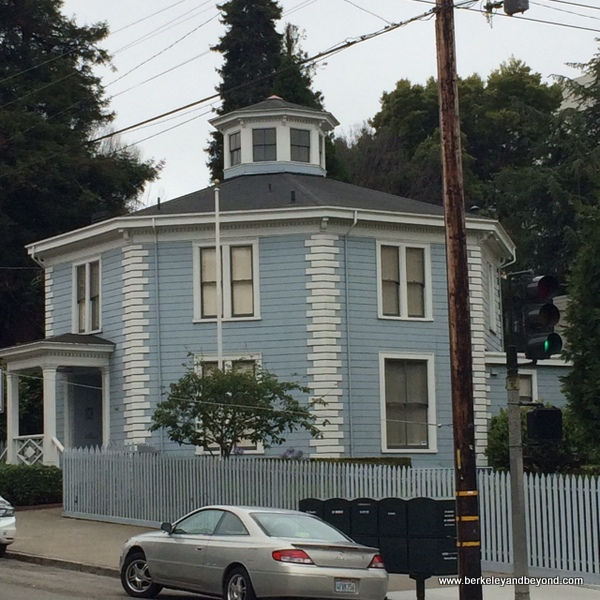 Octagon House in Cow Hollow in San Francisco