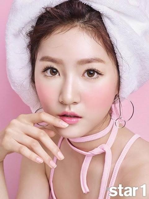 Aktris Cantik Kim Sae Ron Ungkap Kedekatannya Dengan Salah Satu Anggota IOI