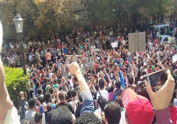 """ميادين / خارطة مظاهرات """"تيران وصنافير"""""""