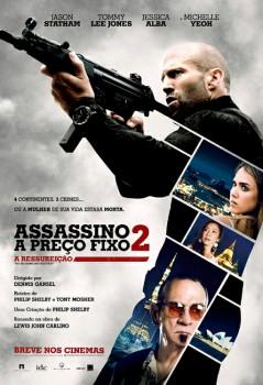 Capa do Filme Assassino A Preço Fixo 2: A Ressurreição