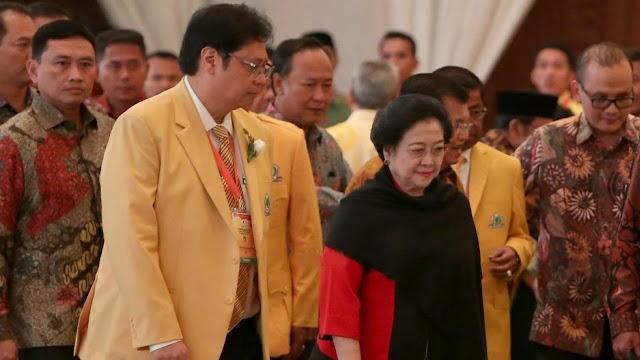 Koalisi Pendukung Jokowi Memanas? PDIP Sudah Siap Ditinggal Golkar