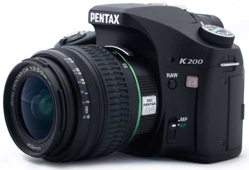 Pentax K200D Software Download