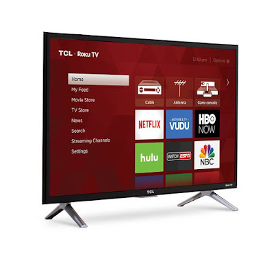 TCL 55S405 55-Inch 4K Ultra HD Smart LED TV