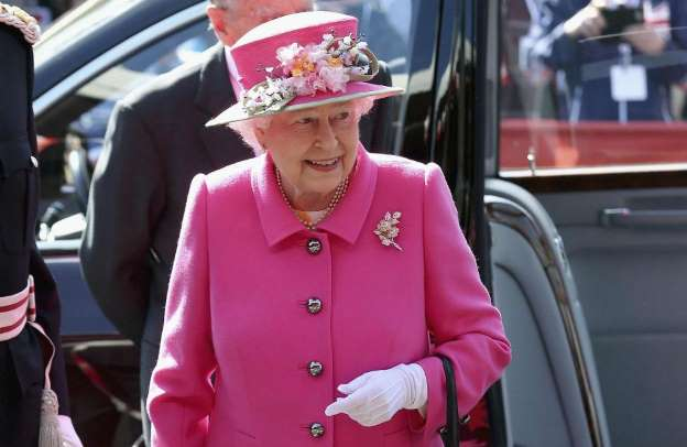 Queen Elizabeth feeling better