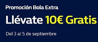 william hill promocion 10 euros dia tenis 3-5 septiembre