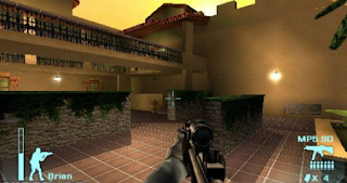 Tom Clancy's Rainbow Six: Vegas (USA) psp iso
