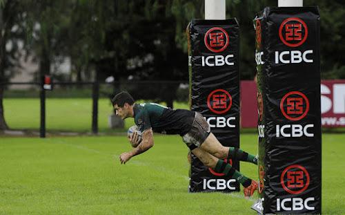 Tucumán Rugby venció a San Luis