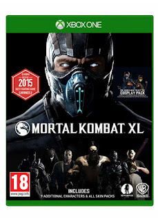 BEST OFFER £22.99 Mortal Kombat XL including Cosplay Pack DLC (Xbox One) BASE Free PP