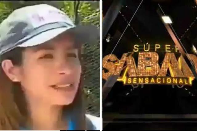 Productora de Sábado Sensacional ahora vende edredones por las calles de Ecuador