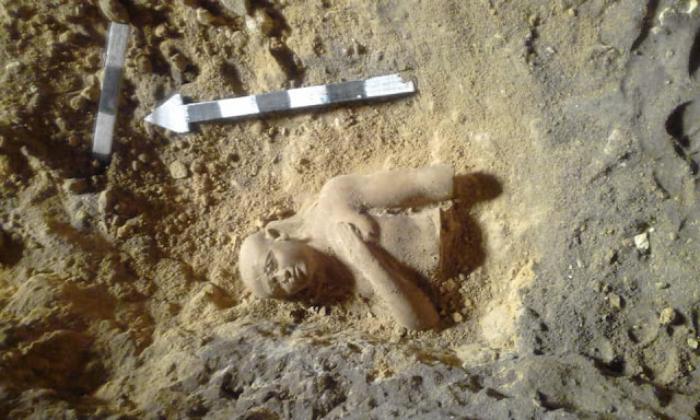 Burial shaft dating back to Middle Kingdom uncovered in Fayoum