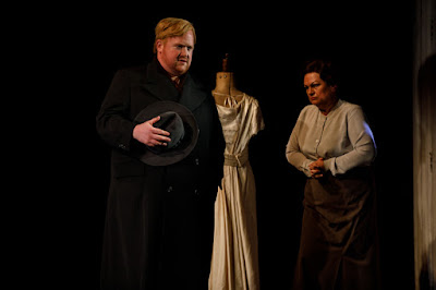 Janacek: Jenufa - Grange Park Opera - Nicky Spence, Susan Bullock (Photo Richard Lewisohn)