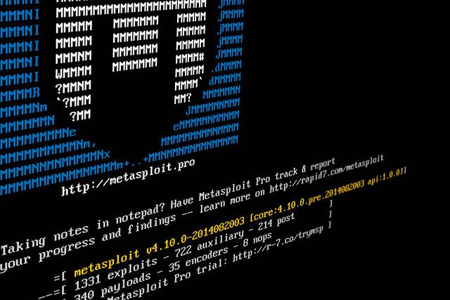 METASPLOIT] Metasploit에서 generate 명령을 통해 payload 생성하기