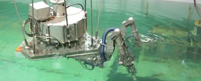 Watch Technology News The robots sent into Fukushima have 'Died'