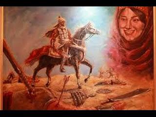 قصة عروة بن الورد وسلمى الكنانية